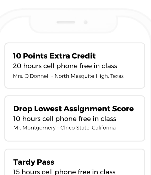 Pocket Points: Mobile app that rewards you for staying off